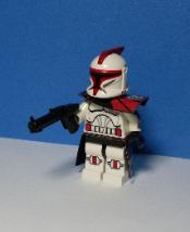 CW Dark Red ARC Trooper