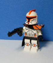 Orange ARC Trooper