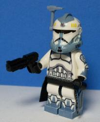 S4 Recon Commander Wolffe